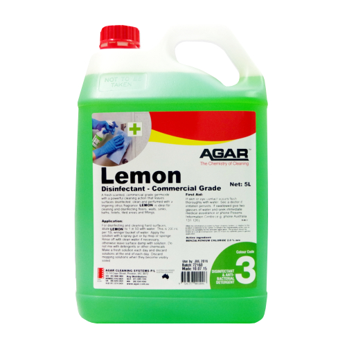 Agar Lemon Disinfectant