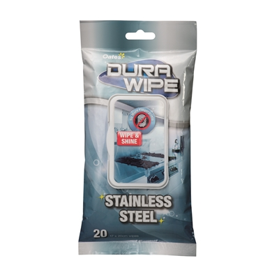 DuraWipe Stainless Steel