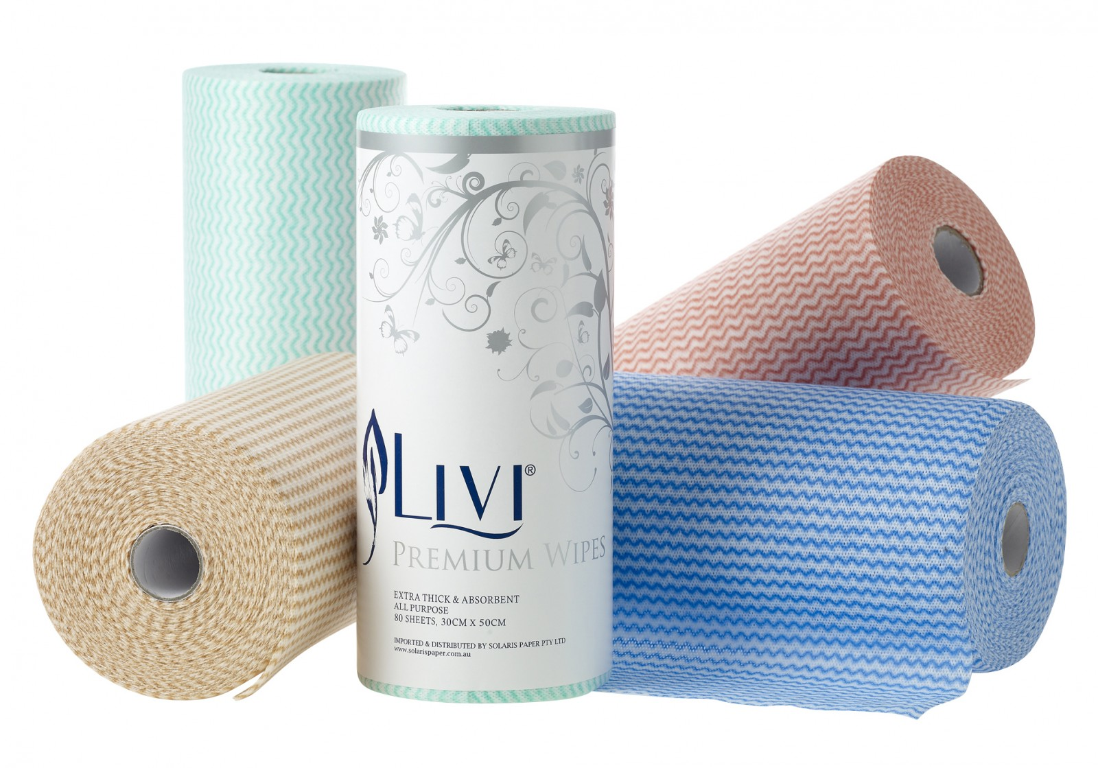 Livi Commercial Wipes