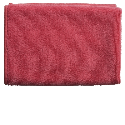 Microfibre Cloth Thick – Red