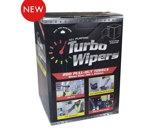 Livi Turbo Wipers