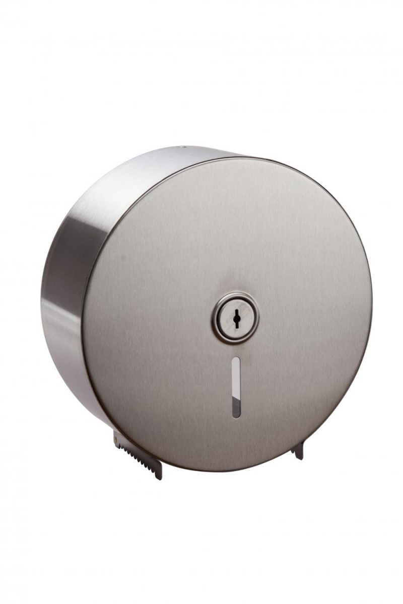 Caprice Jumbo Toilet Roll Dispenser Stainless Steel