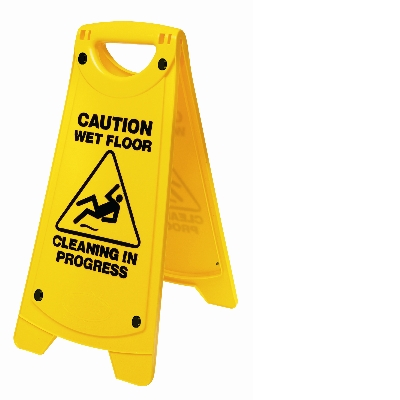 Caution Sign A-Frame